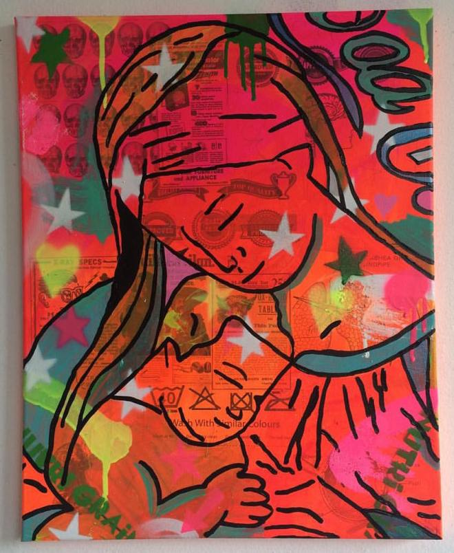 "10. ""The Universal"" by Barrie J Davies 2015"