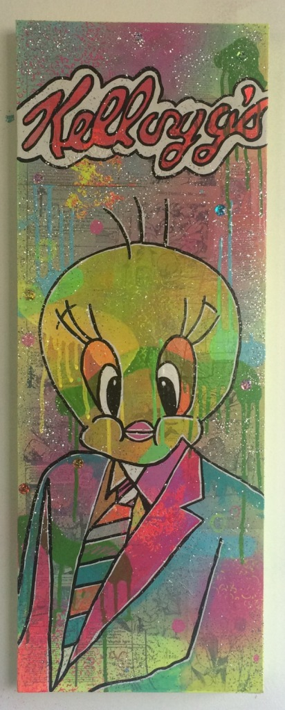 19. %22Song Bird%22 by Barrie J Davies 2015