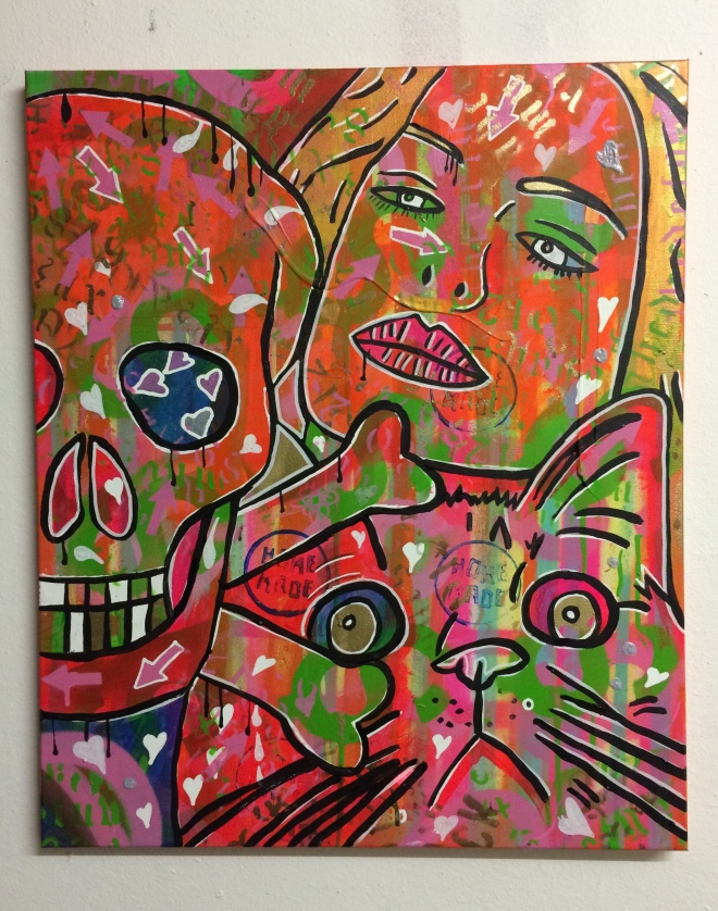%22Kinda like you know%22 by Barrie J Davies 2015