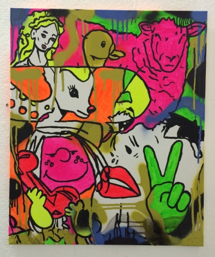 eez-eh by Barrie J Davies 2014
