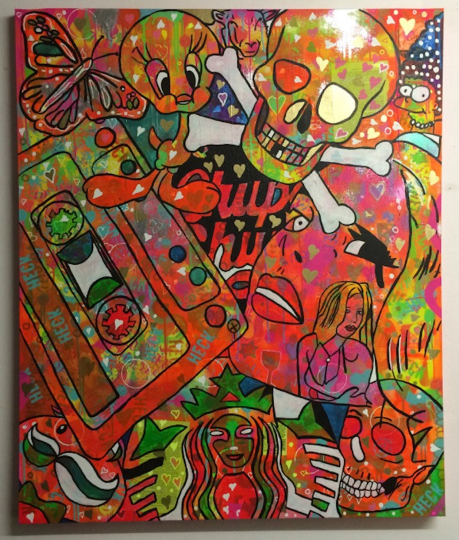 fizzy make me feel good by Barrie J Davies 2015