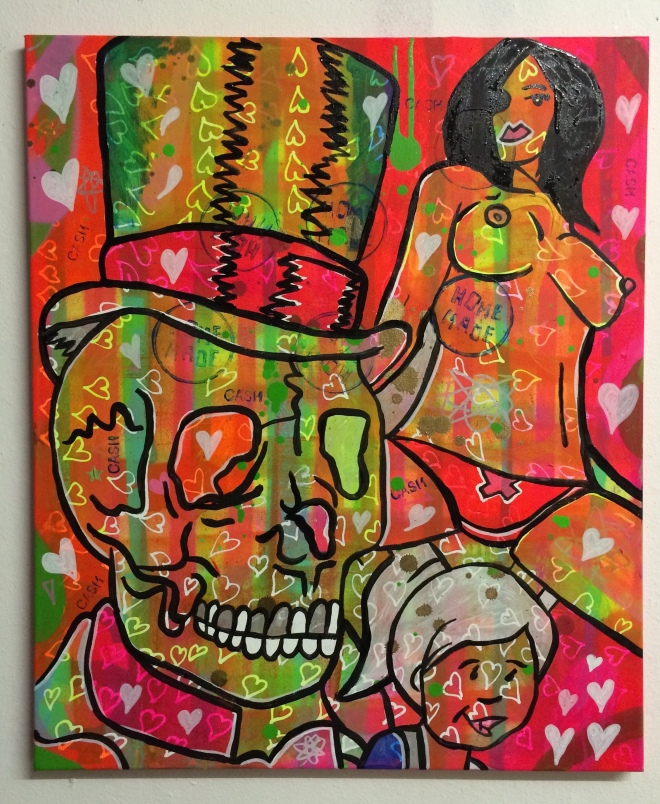 Hot Sauce fairtrade reserve by Barrie J Davies 2015