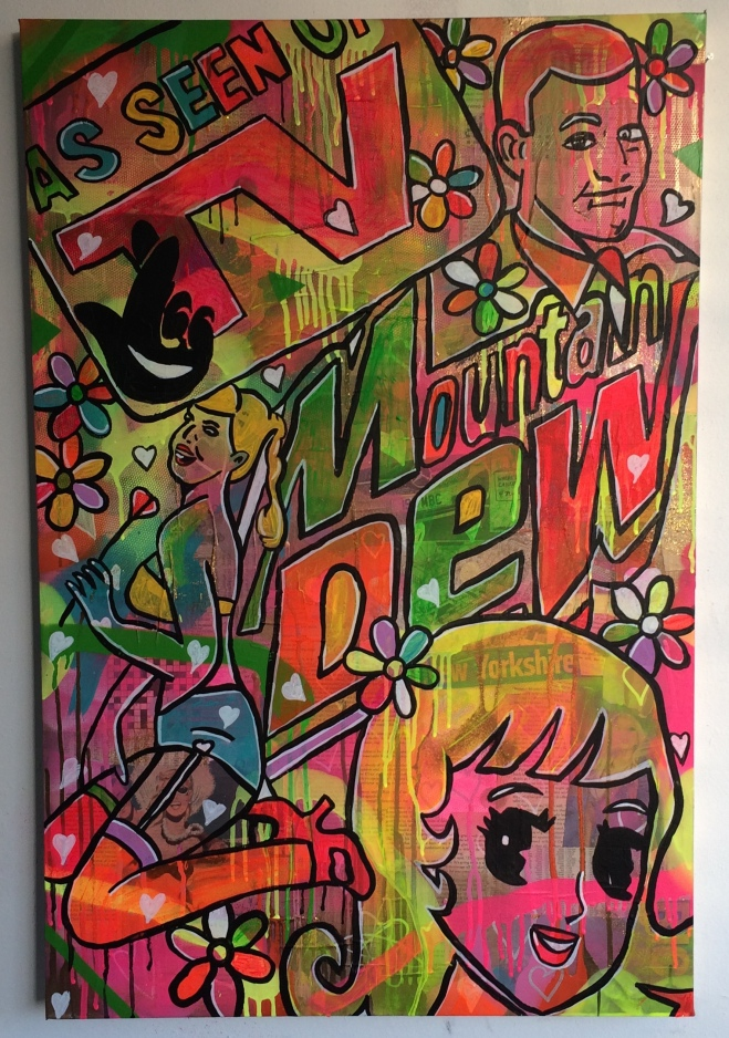 Lady Luck by Barrie J Davies 2015