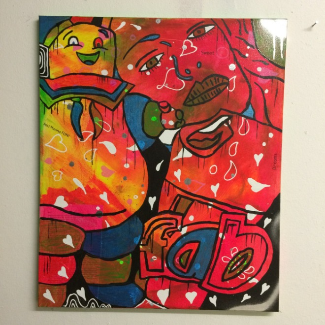 Sweet Dreams by Barrie J Davies 2015