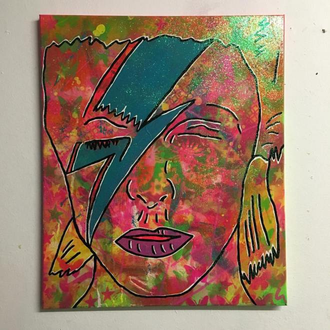 Ziggy by Barrie J Davies 2016