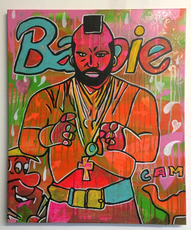 the soft machine by Barrie J Davies 2015