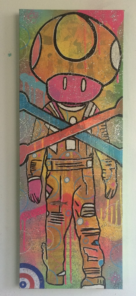 gameboy by barrie j davies 2015