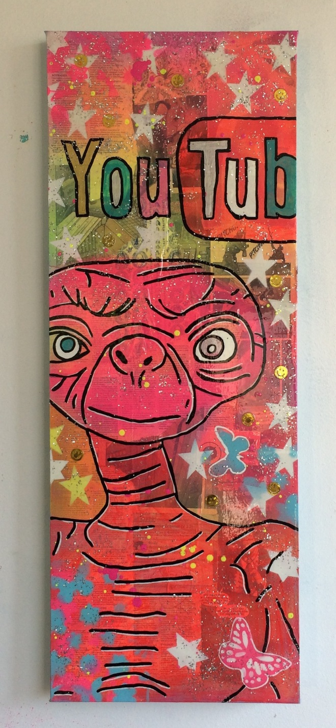 New Round by Barrie J Davies 2015