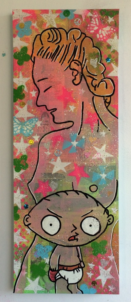 sunshine superman by Barrie J Davies 2015