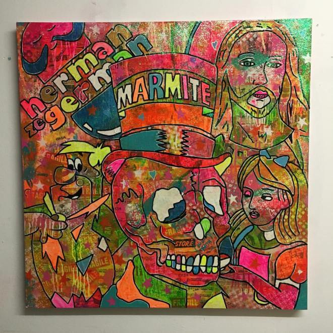 1. %22punk to funk%22 by Barrie J Davies 2015