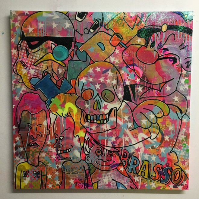 17. Right here right now by Barrie J Davies 2015