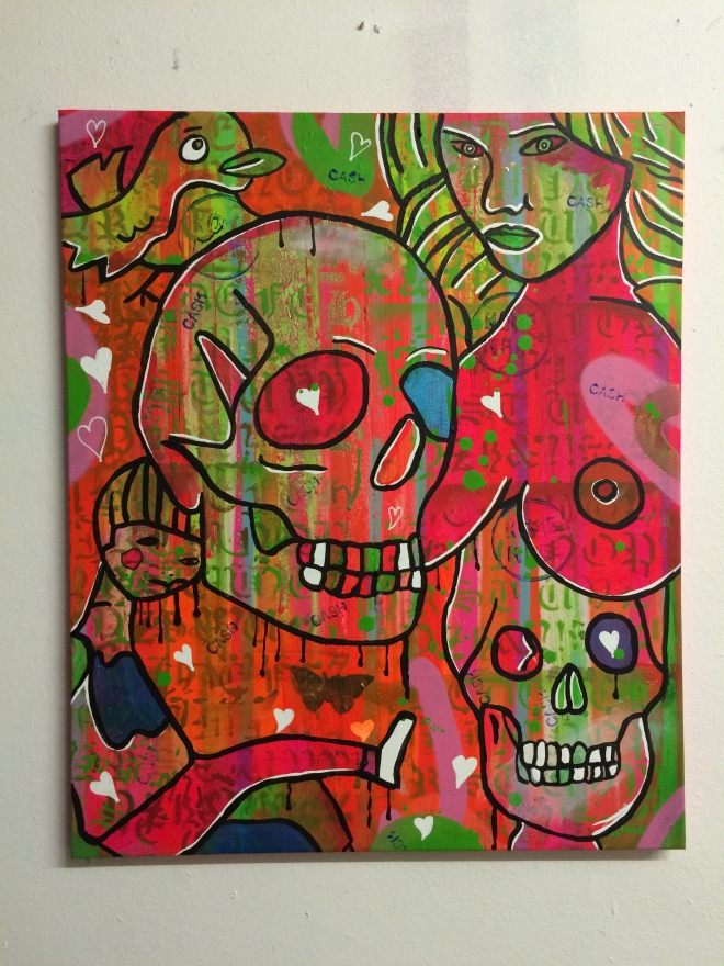 %22Hash tag anonymous%22 by Barrie J Davies 2015