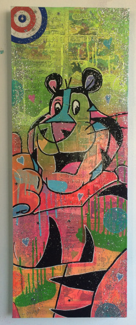 """4. """"It's great"""" by Barrie J Davies 2015"""