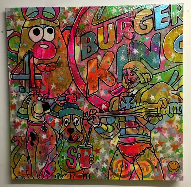 """5. """"Melody Maker"""" by Barrie J Davies 2015"""