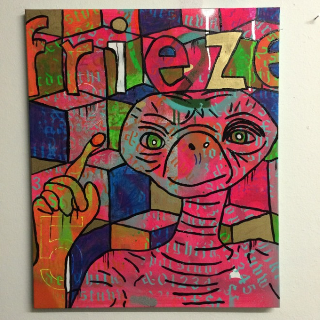 Don't phone, it's just for fun! by Barrie J Davies 2015