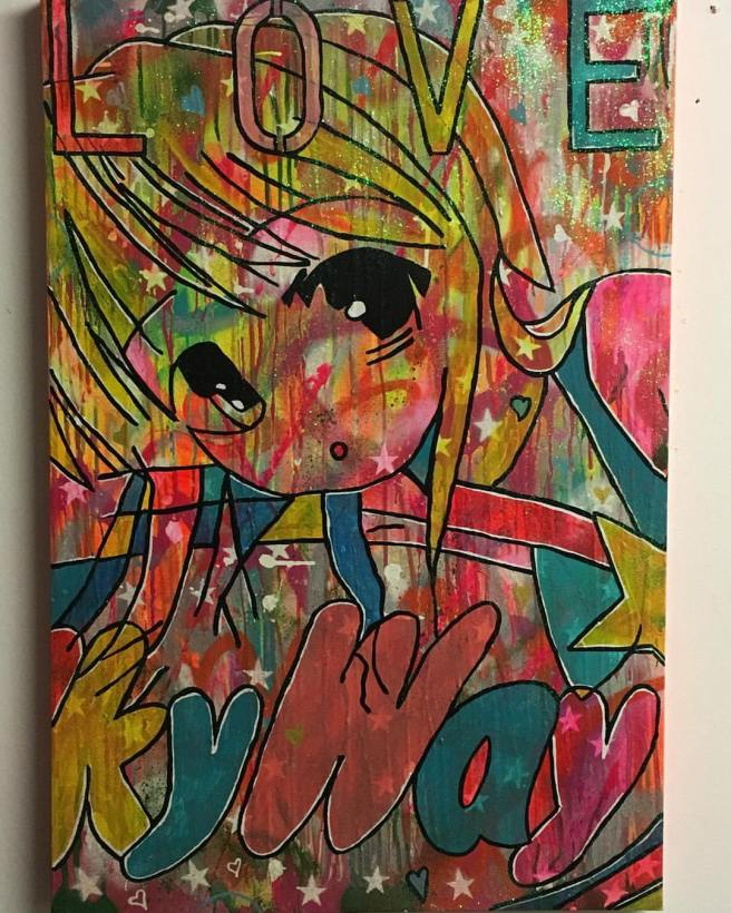 """""""Little fluffy clouds"""" by Barrie J Davies 2016"""