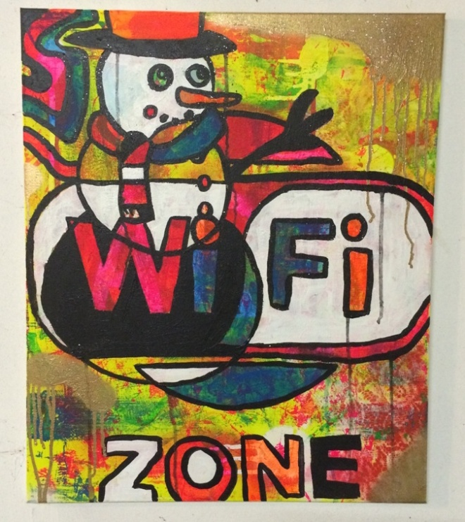 I like the internet and the internet likes me by barrie j davies 2014