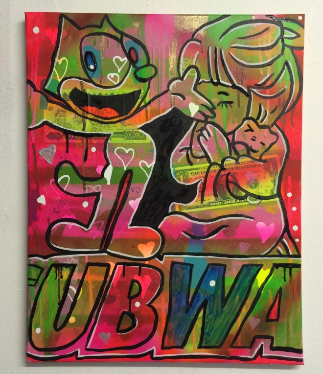 Queen of life by Barrie J Davies 2015
