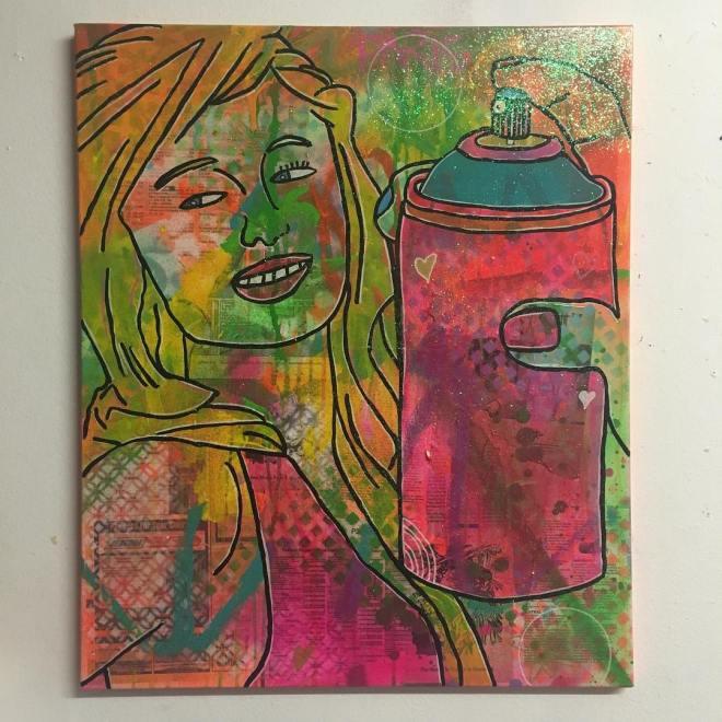 Whole lotta love by Barrie J Davies 2016